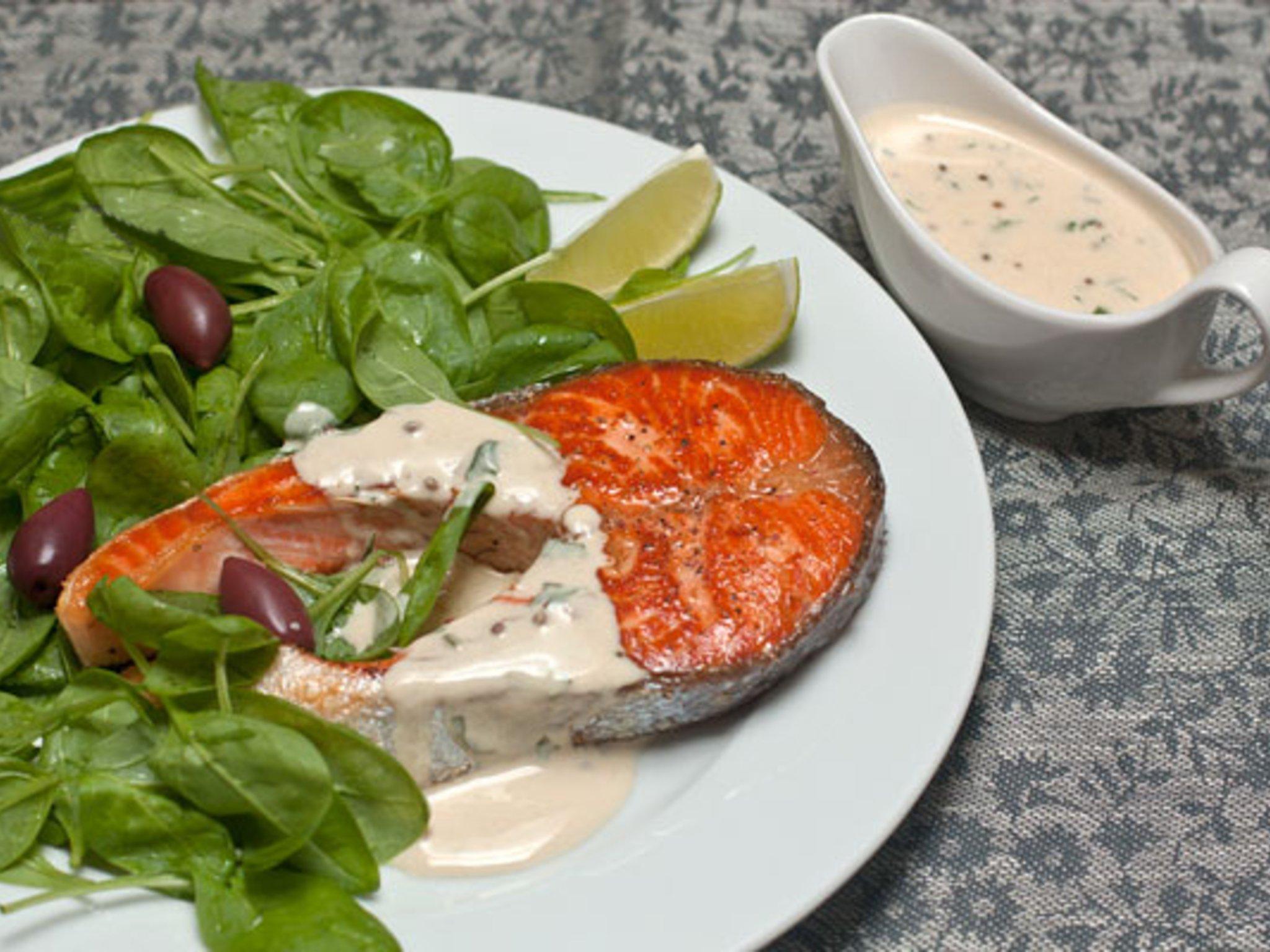 Соус к красной рыбе рецепты с фото