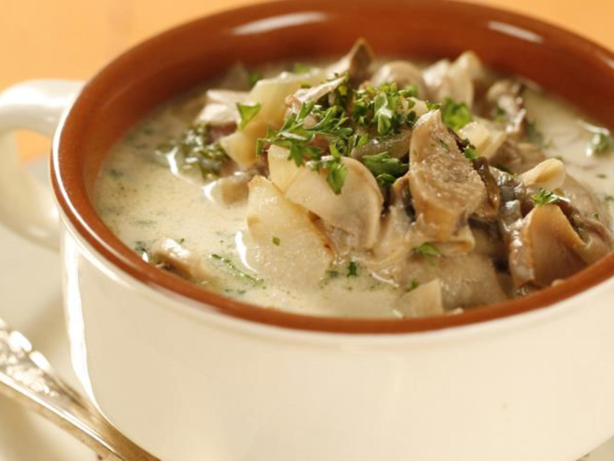 Как приготовить грибной суп из белых грибов пошаговый рецепт
