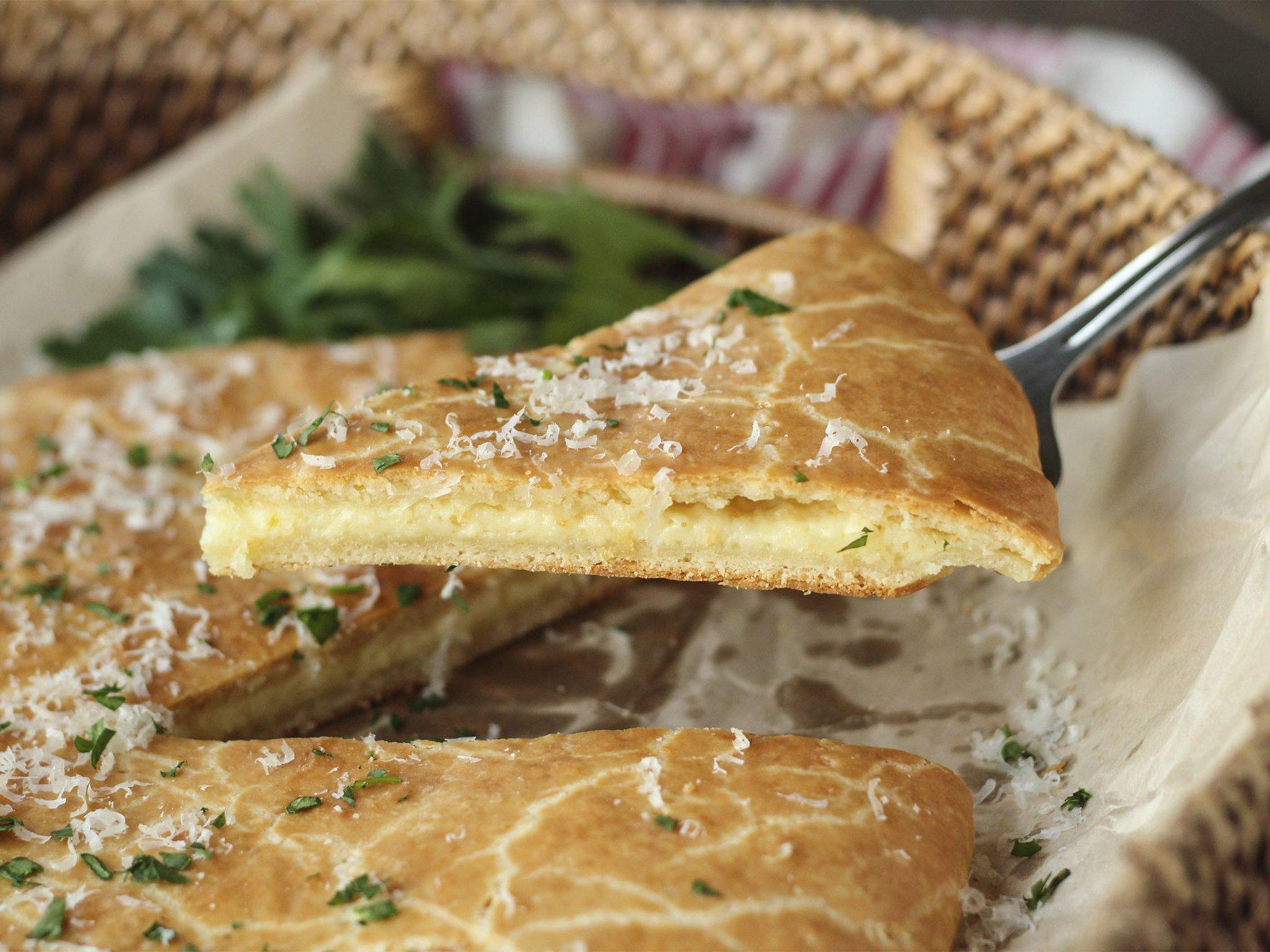 Хачапури рецепты пошагово без дрожжей