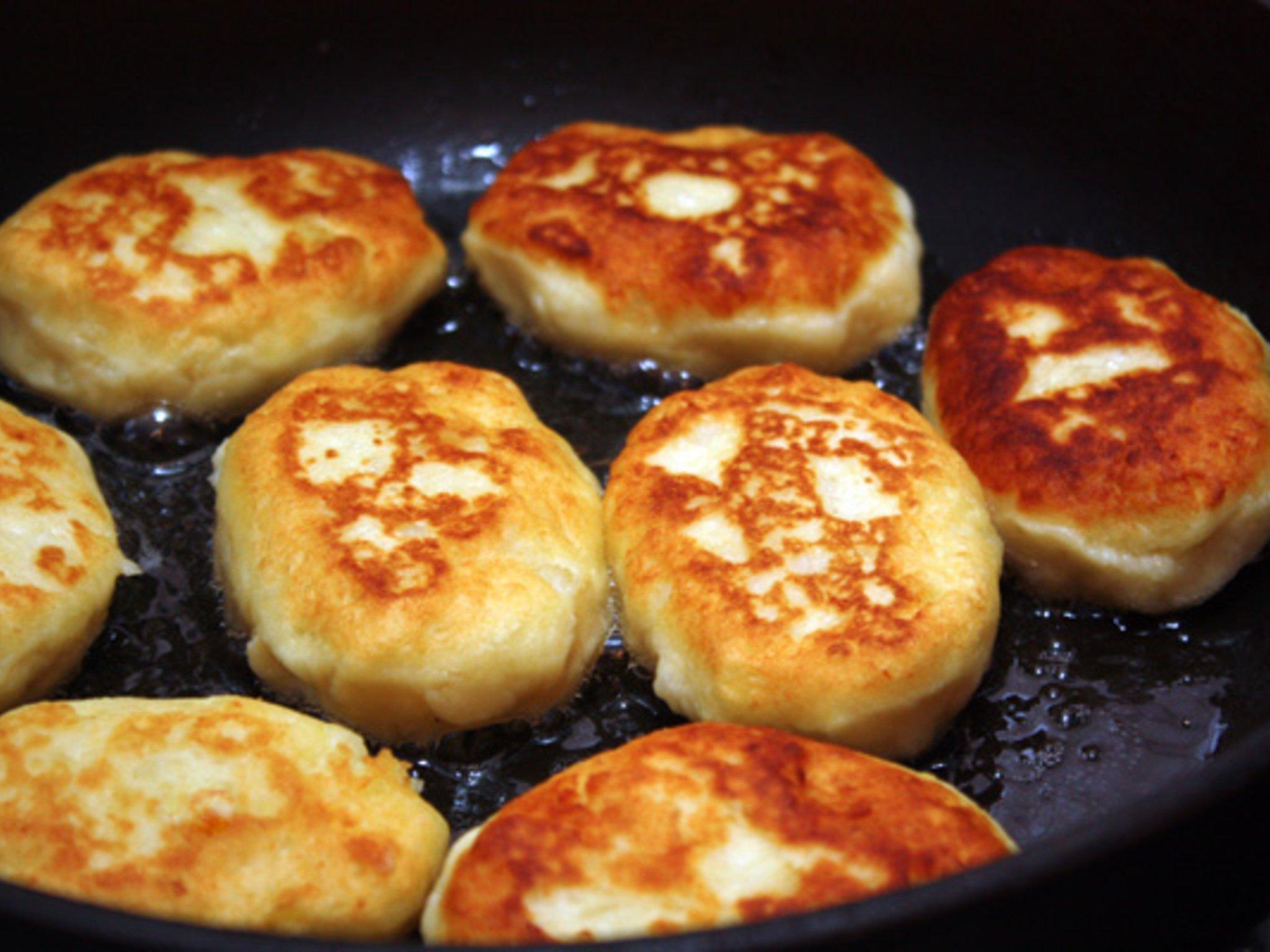 Картофельные котлеты с начинкой в духовке рецепт пошагово