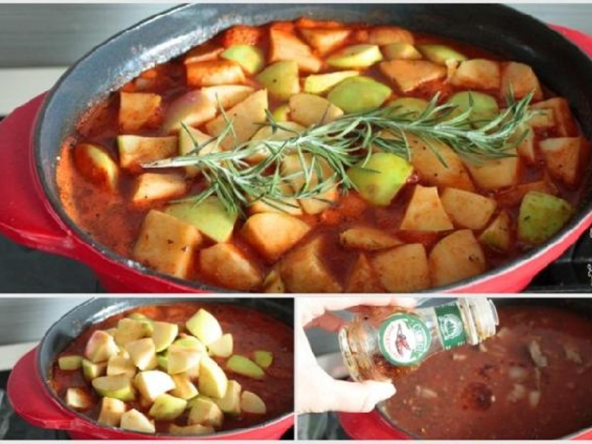 Яблоки тушеные рецепт пошагово