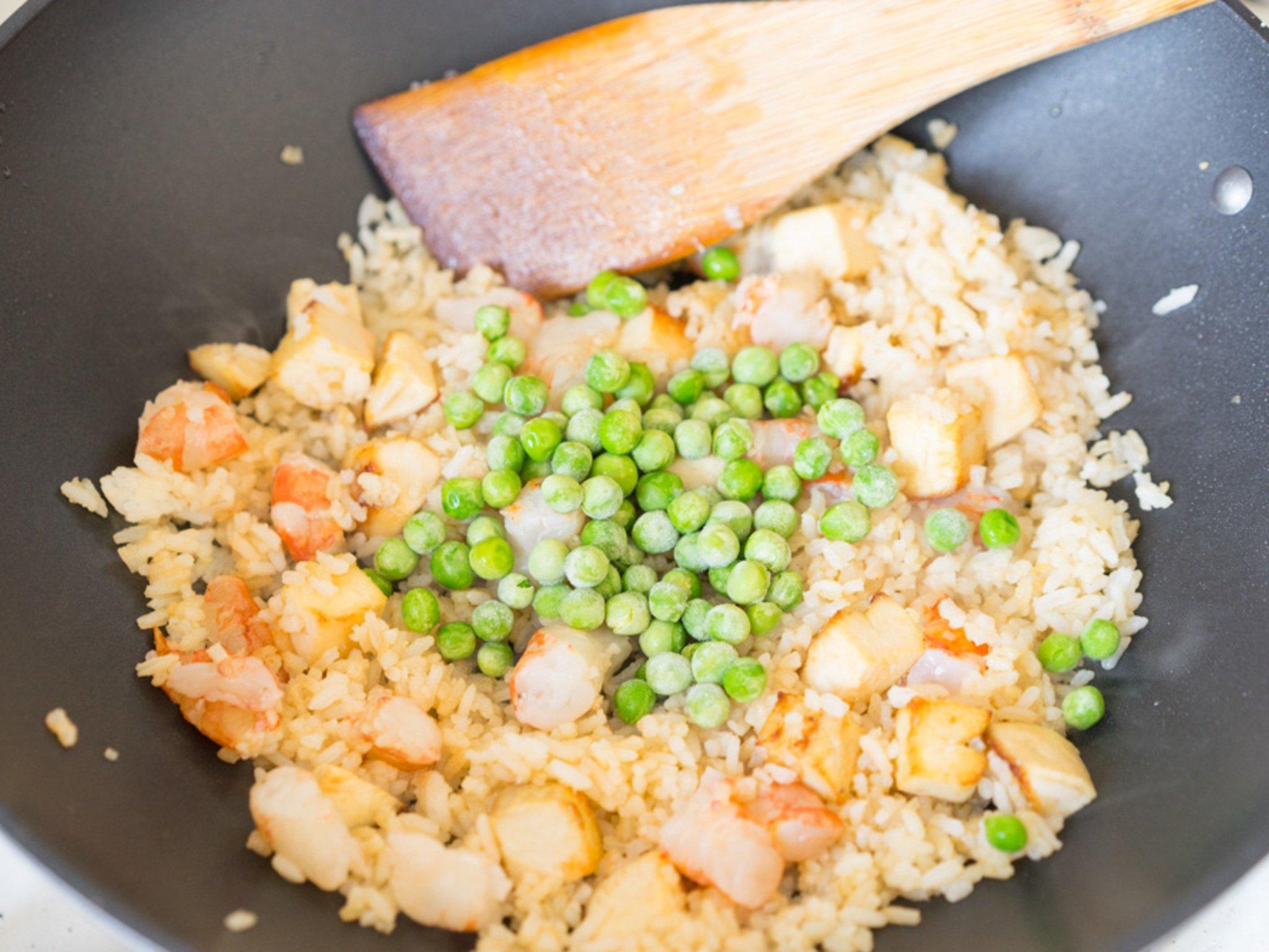 Рис с луком и яйцом рецепт пошагово