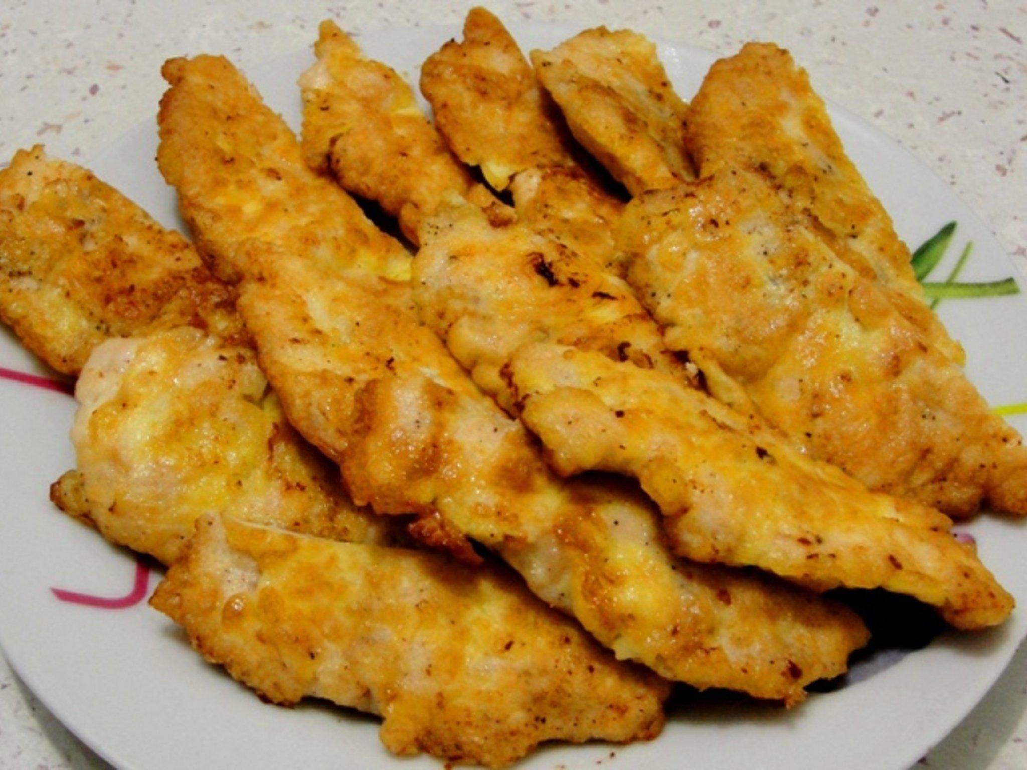 Рецепты из куриного филе на сковороде в кляре