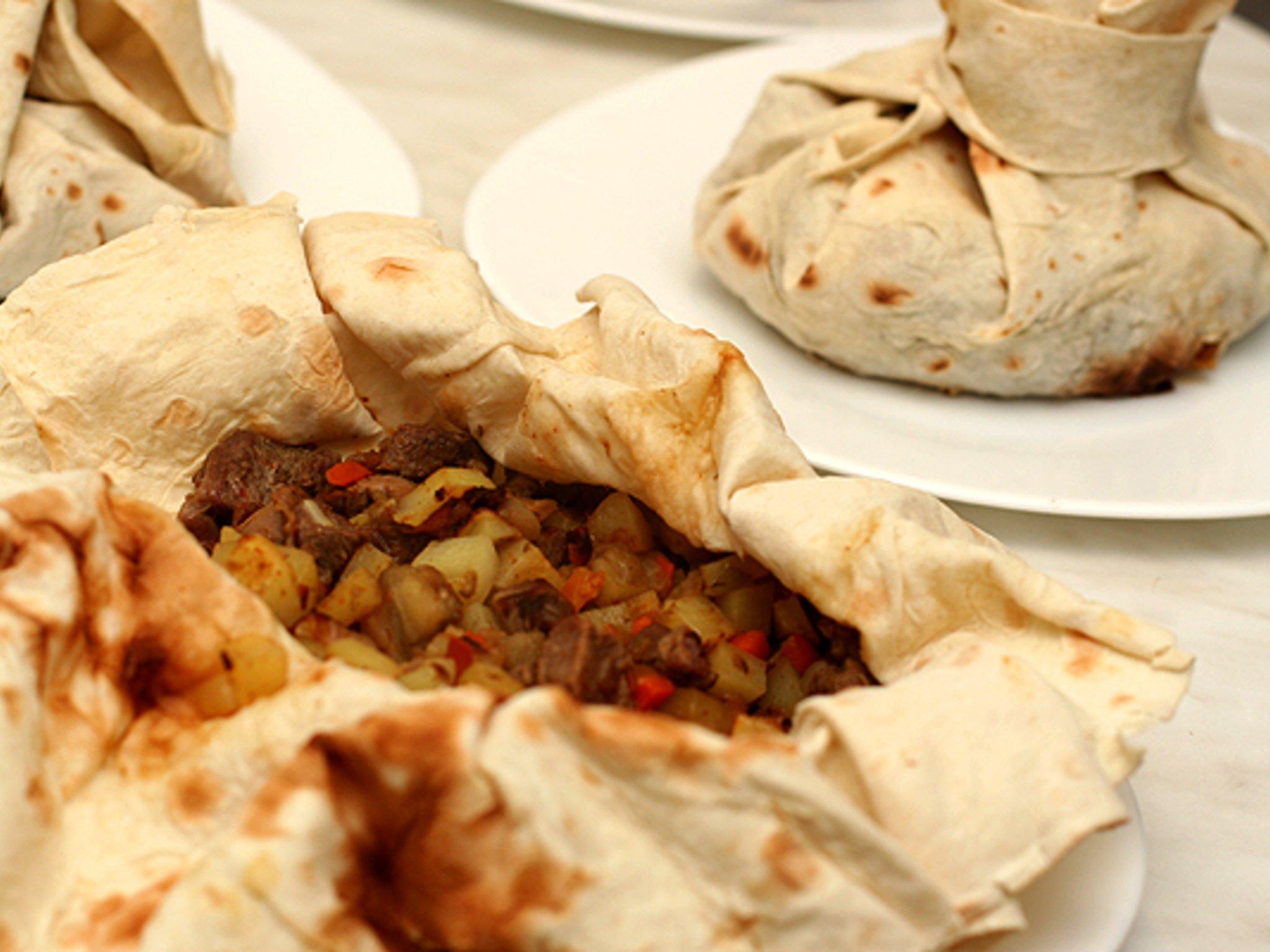Рецепты листовых лавашей армянская кухня