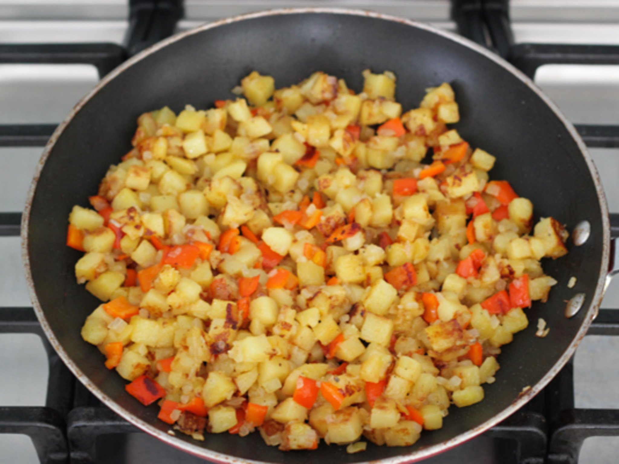 Картошка на скорую руку рецепты