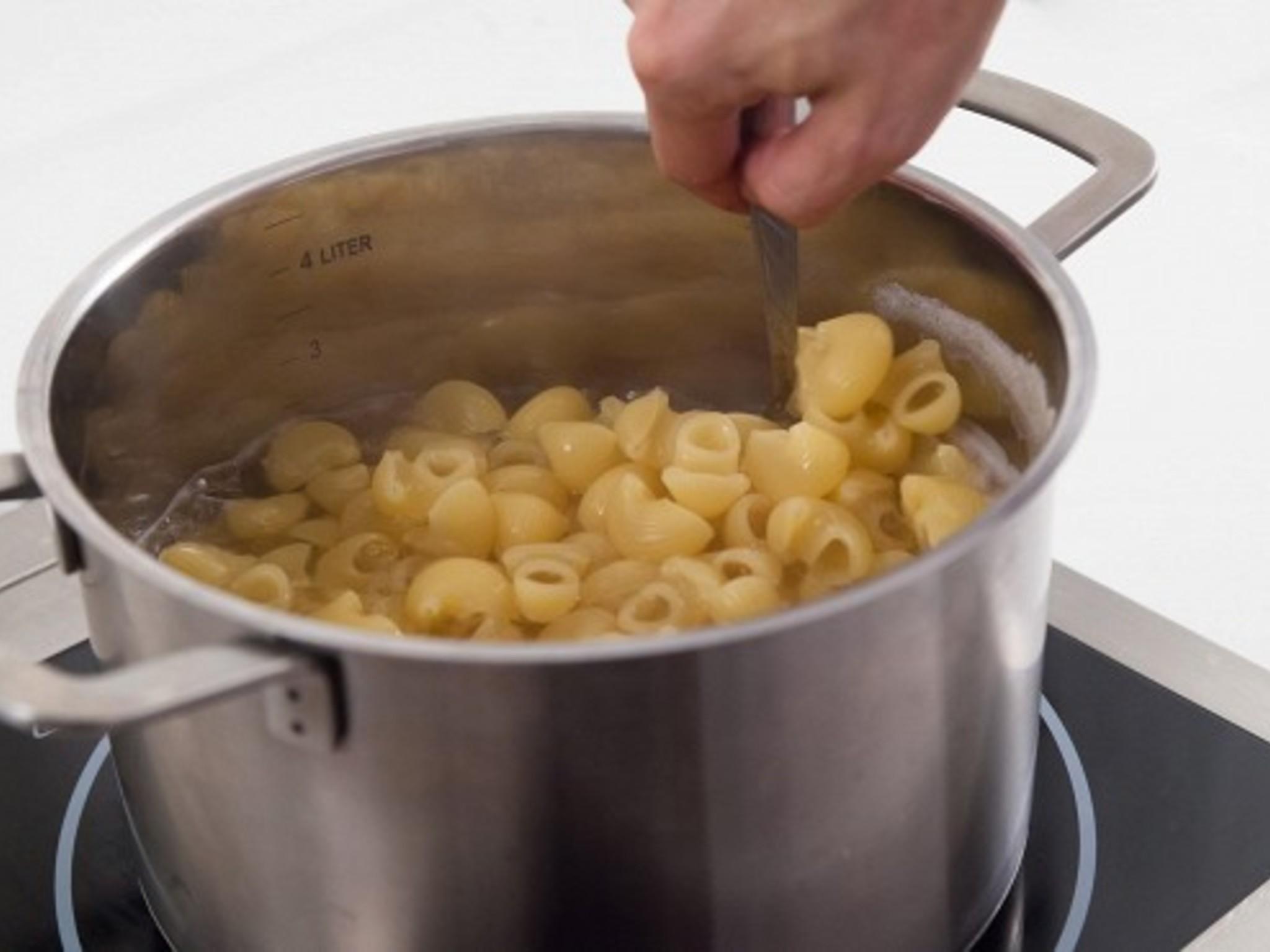 Как варить рожки в кастрюле поэтапно рецепт пошаговый
