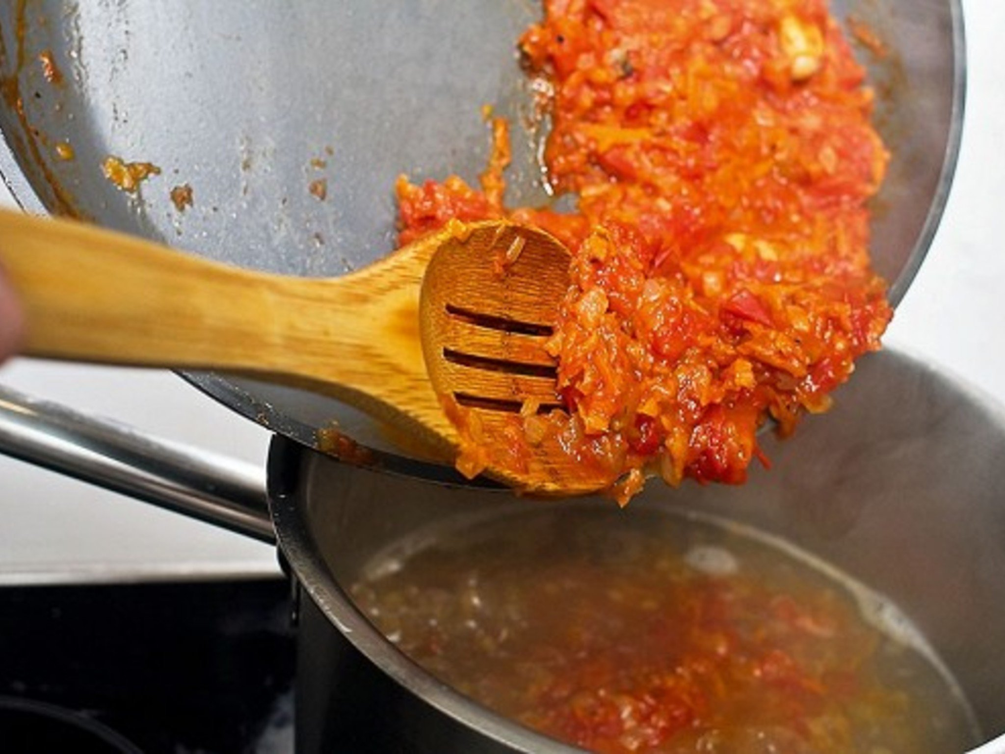 Суп из чечевицы с копченостями пошаговый рецепт