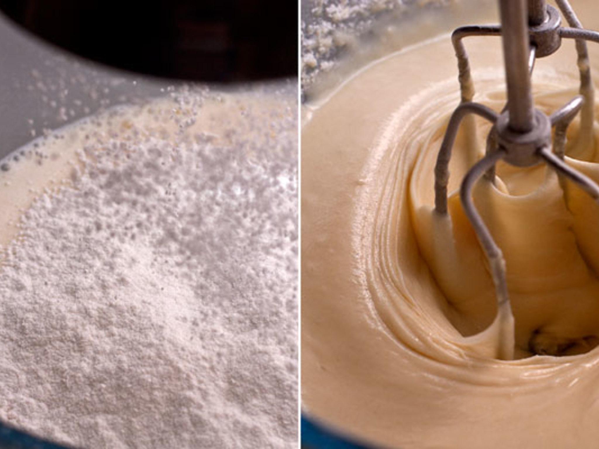 Сметанный крем рецепт пошагово в домашних