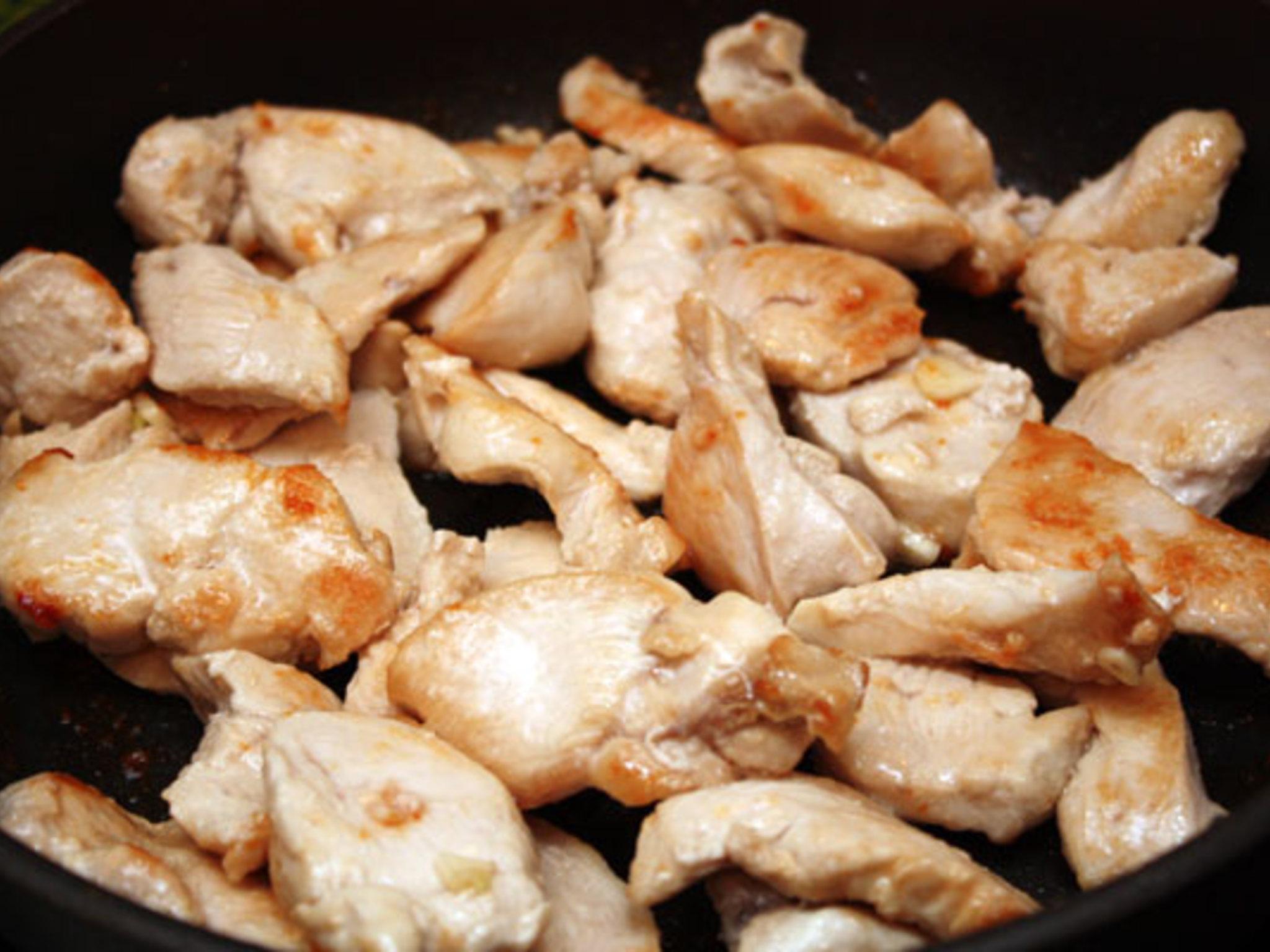 Кусочками куриная грудка рецепты