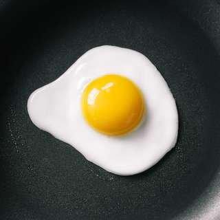 Лукино. Идеальная глазуха с одного яйца