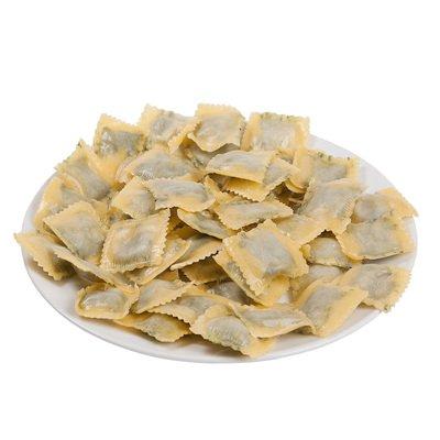 Равиоли со шпинатом