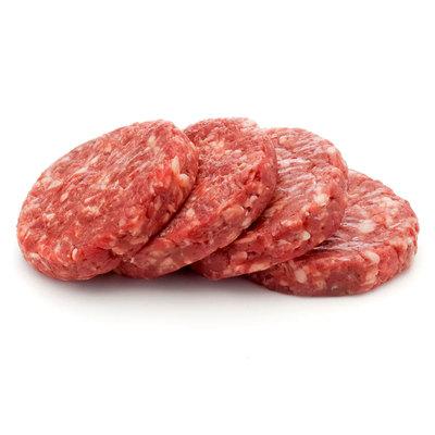 Бургерная котлета из свинины