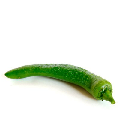 Острый зеленый перец