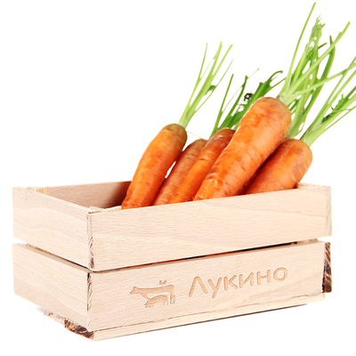 Бронирование моркови