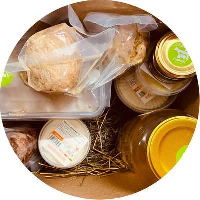 Коробка фермерских продуктов №3