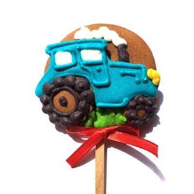 Пряник Трактор