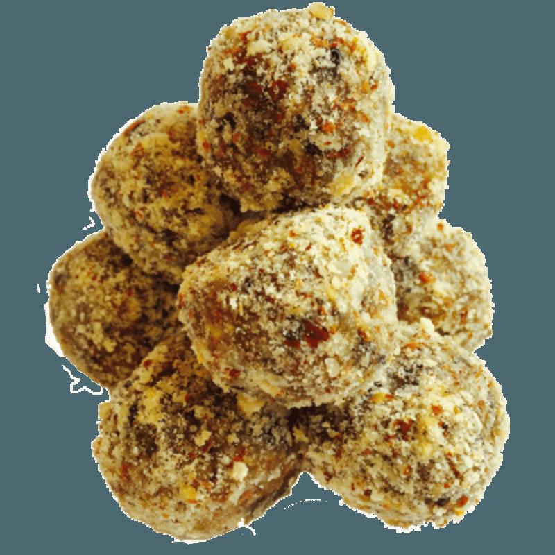 Конфеты из сухофруктов 10 шт.                        с фермы Лукино