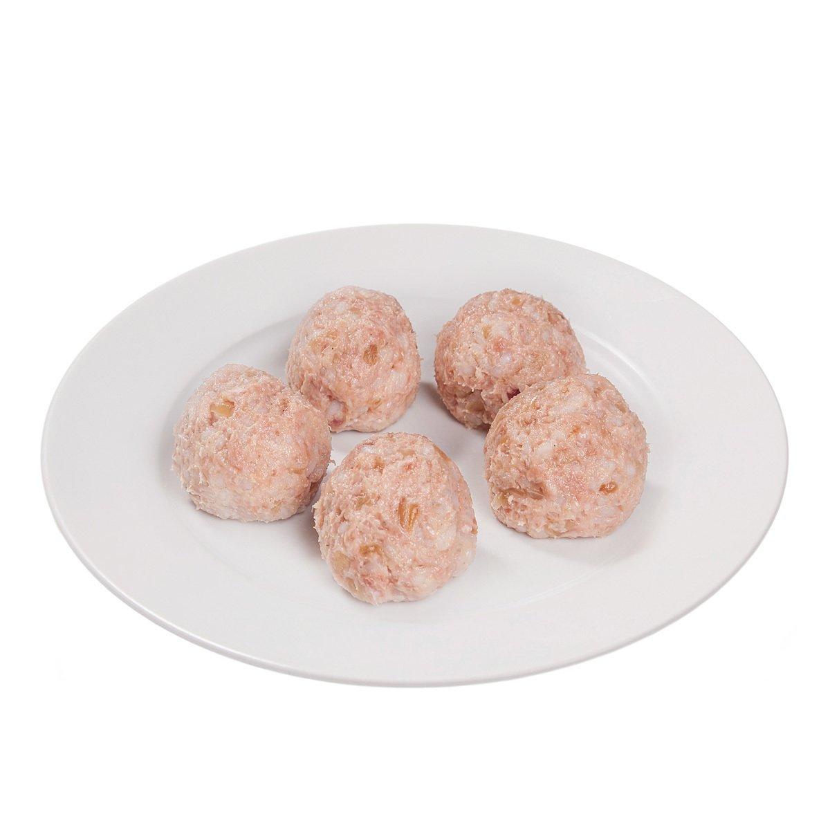Свиные тефтели (п/ф)