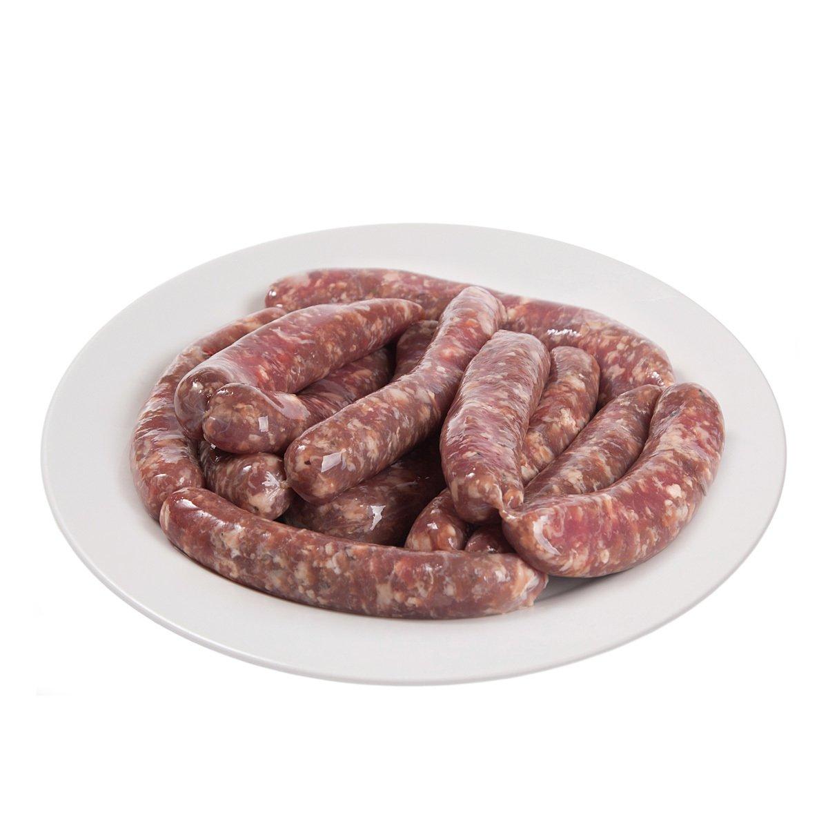 Колбаски для гриля говяжьи