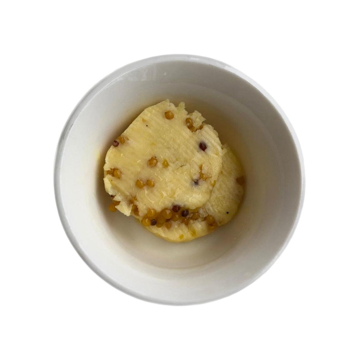 Сливочное масло медово-горчичное
