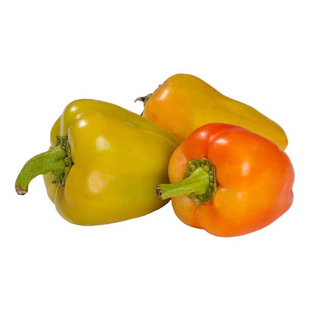 Перец разноцветный