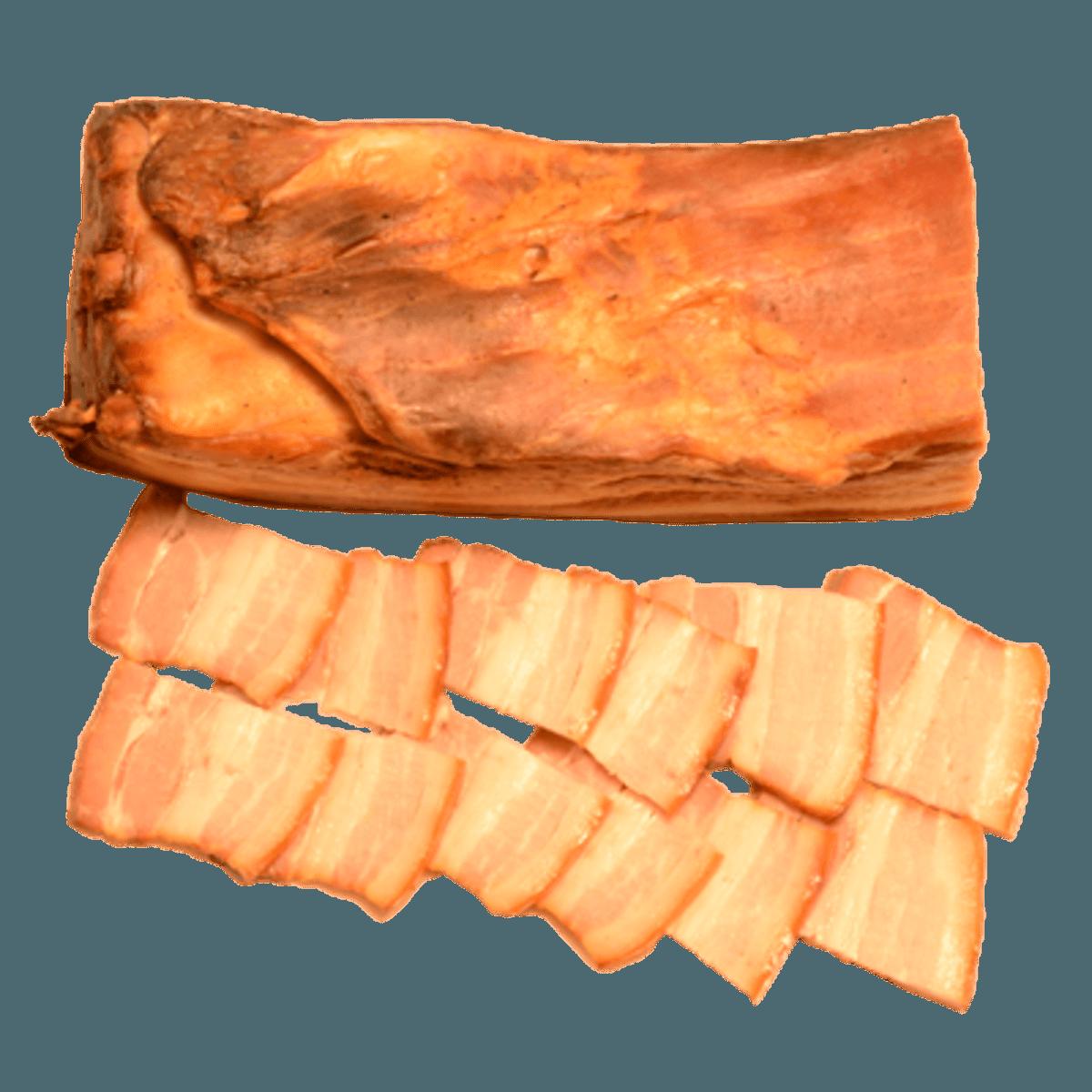 Свиная грудинка копченая