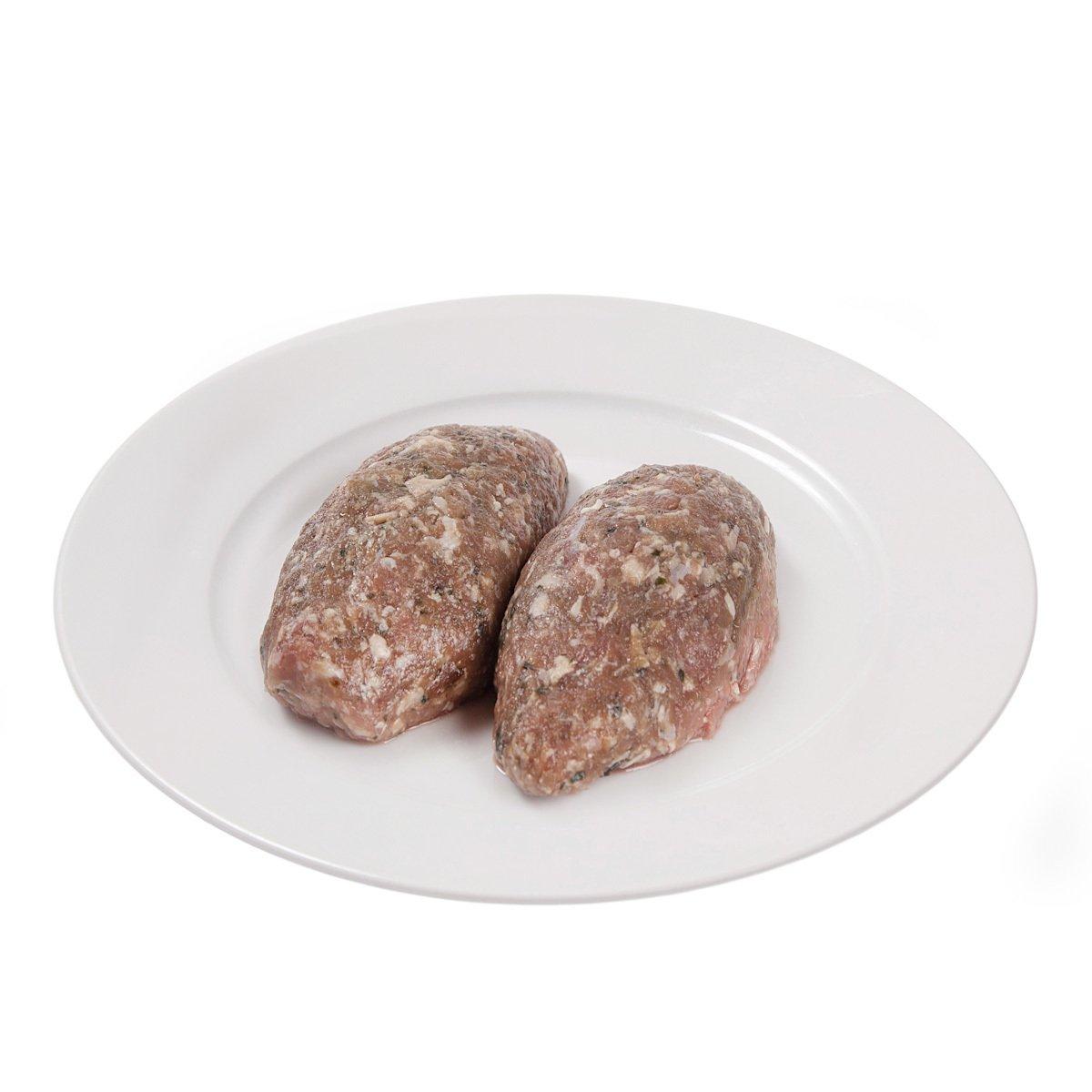 Свино-говяжьи люля-кебаб