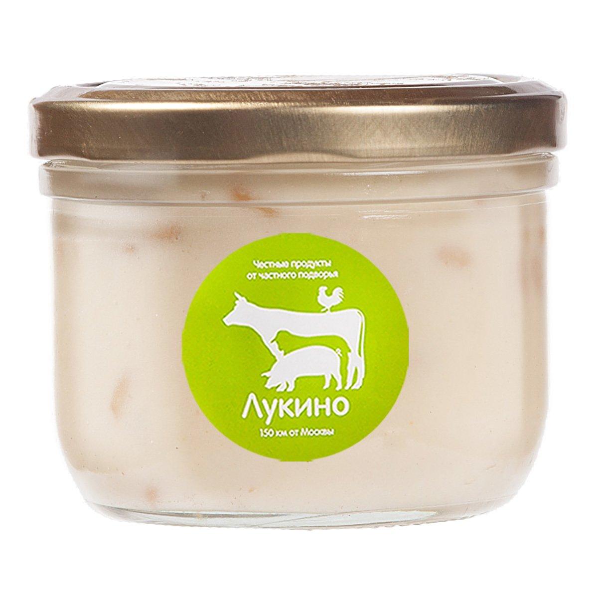 Таёжный крем-мёд с кедровыми орешками
