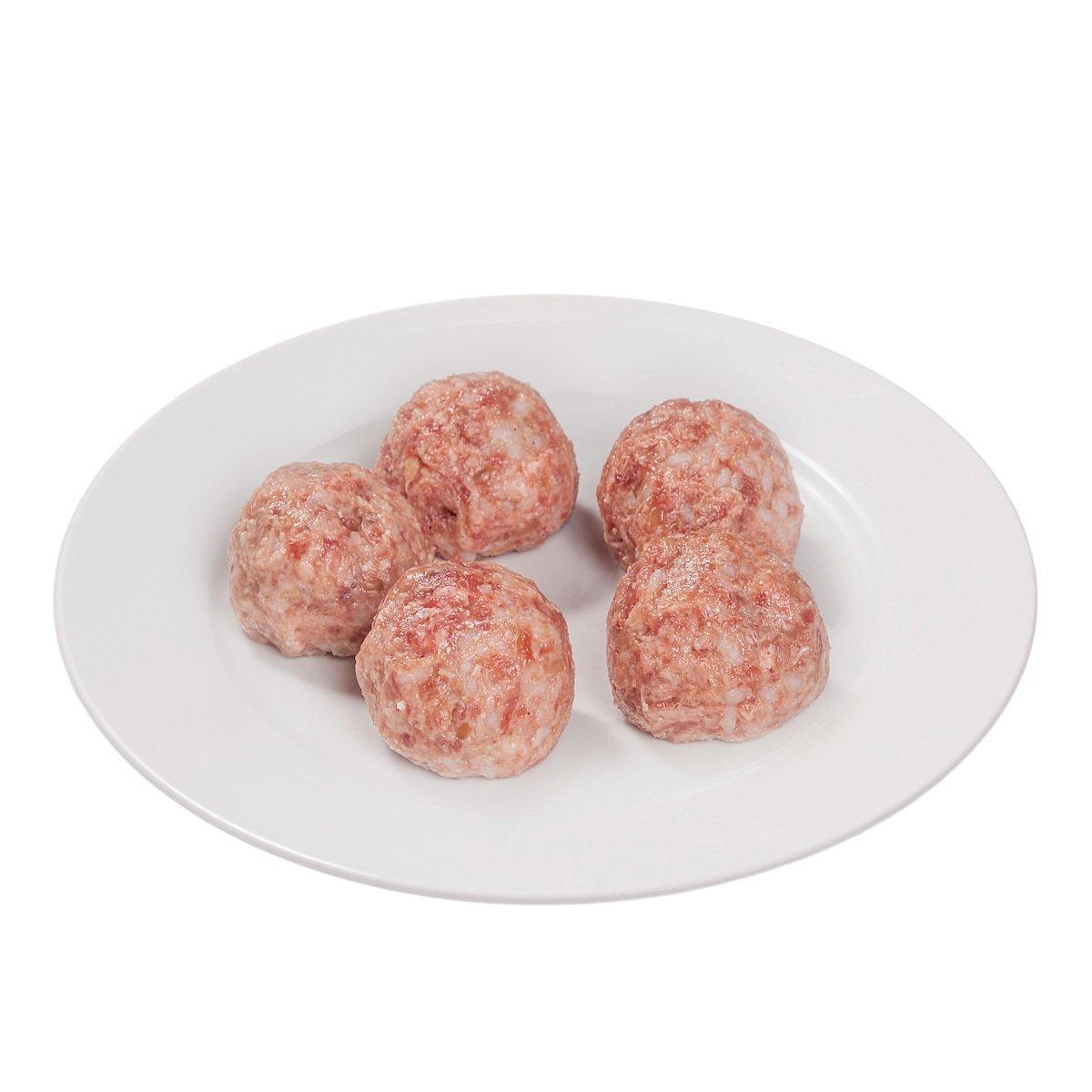 Свино-говяжьи тефтели (п/ф)