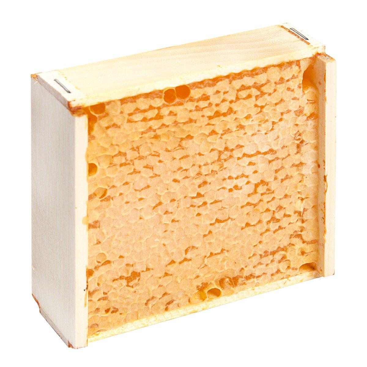 Мёд в мини-рамке