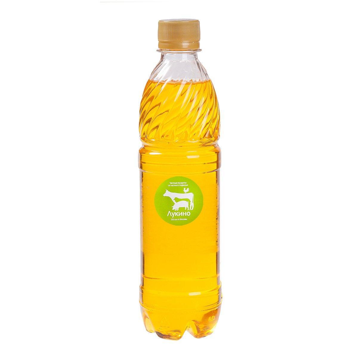 Ароматное подсолнечное масло